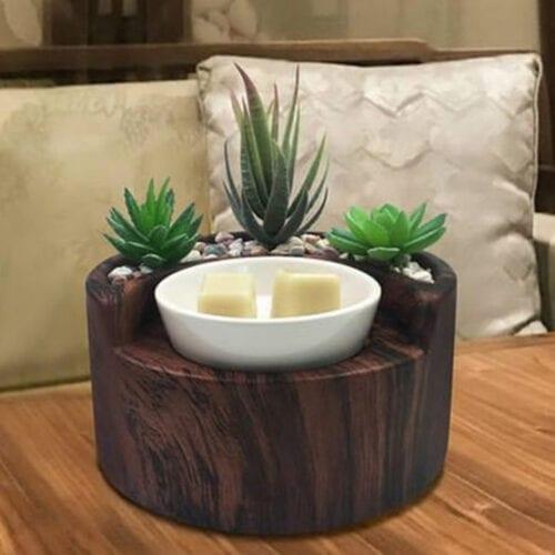 Succulent Garden Wax Melter